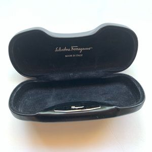 SALVATORE FERRAGAMO Glasses Case MADE IN ITALY